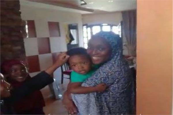 الحماية المدنية توجه قوة لإغاثة ربة منزل قفلت الباب على طفلها