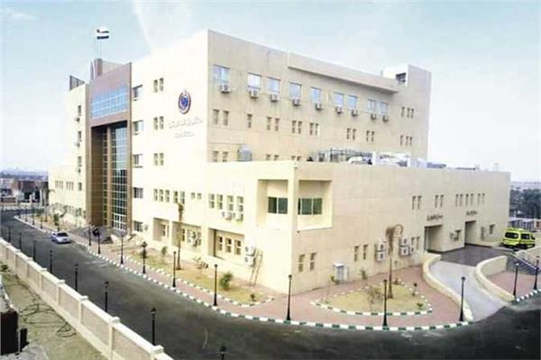 مستشفي بئر العبد المركزي  شمال سيناء