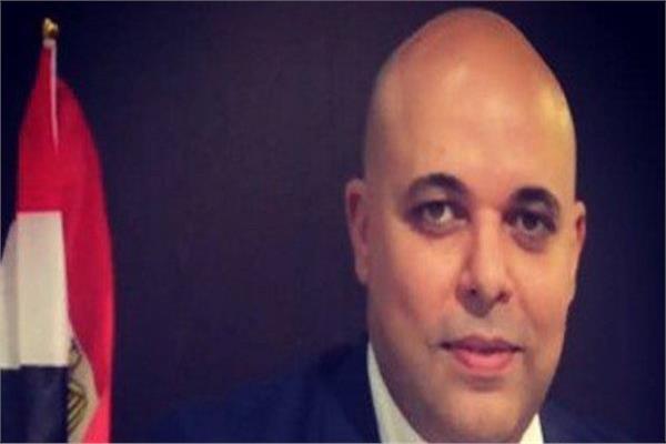 إيهاب واصف عضو مجلس إدارة شعبة الذهب باتحاد الغرف التجارية