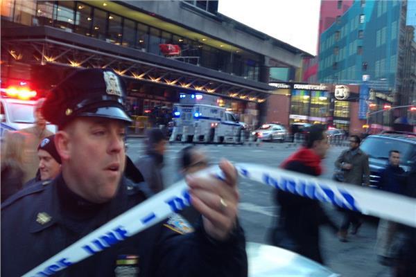 إصابة 5 ضباط شرطة في فيلادلفيا خلال حادث إطلاق نار بأمريكا