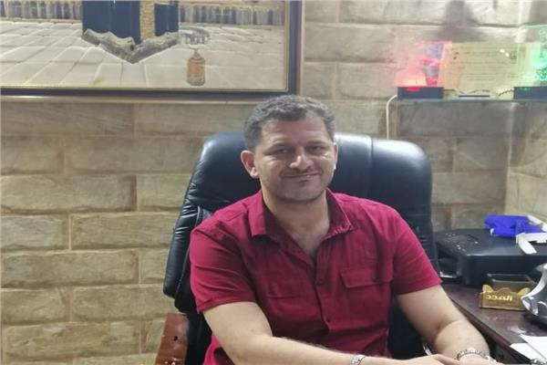 صلاح الطهاوي صاحب مطعم عروس دمشق بالاسكندرية