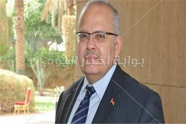 د.محمد عثمان الخشت رئيس جامعة القاهرة