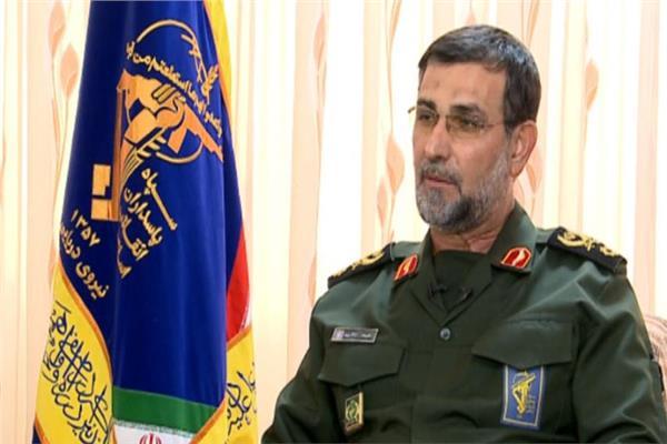 قائد البحرية الإيراني علي رضا تنكسيري