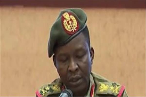 المتحدث العسكرى بإسم المجلس العسكرى الإنتقالى السودانى