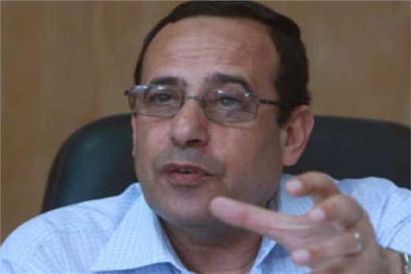 محمد شوشة محافظ شمال سيناء