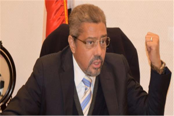 إبراهيم العربى رئيس غرفة القاهرة التجارية