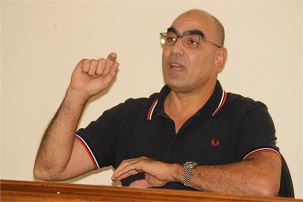 المهندس هشام نصر رئيس الاتحاد المصري