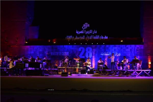 مسرح قلعة صلاح الدين