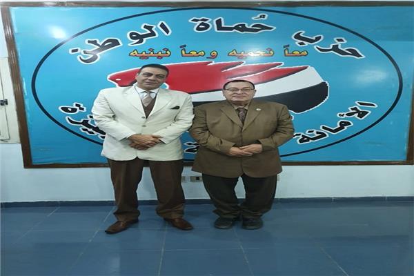 العميد محمد عامر المغازي