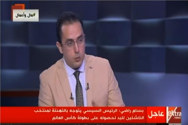 الإعلامي إسماعيل حماد