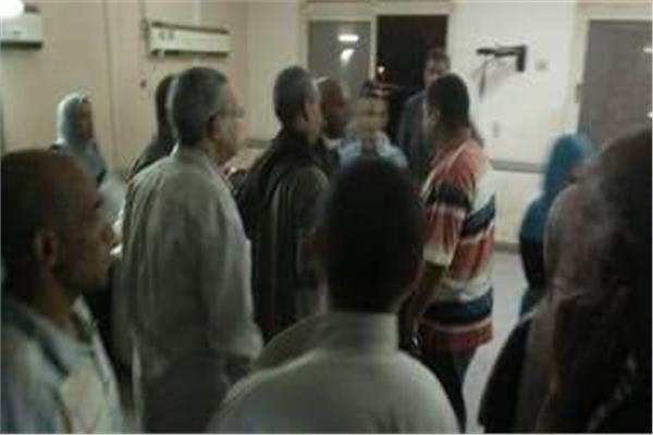 ضبط صاحب قرية بلازا بالمحلة ومدير القاعات بعد تسمم اكثر من 31 شخصا