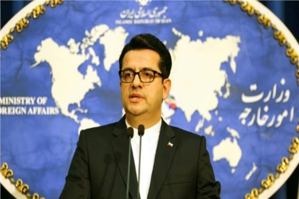 المتحدث باسم الخارجية الإيرانية عباس موسوي