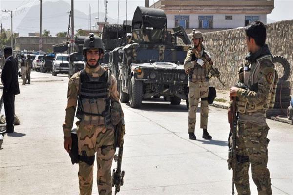 القوات الأمن الأفغاني