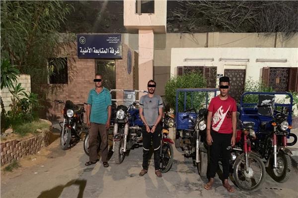 عصابة الدراجات النارية