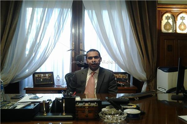 عاكف المغربي نائب رئيس مجلس إدارة بنك مصر