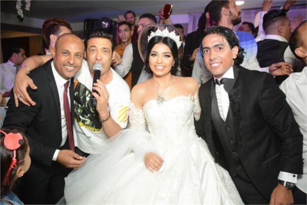 زفاف حسن يوسف