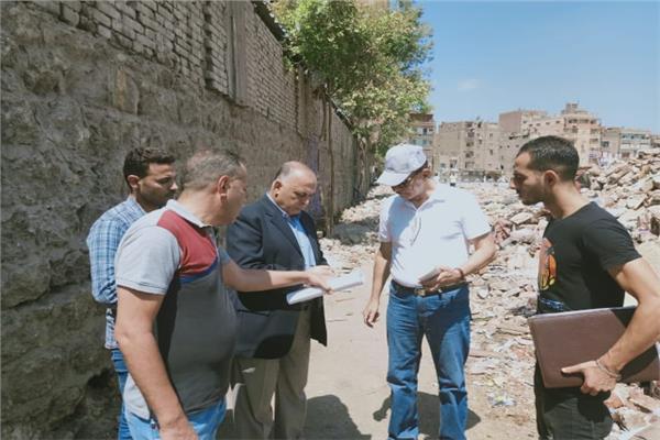 نقل 28 أسرة من حكر السكاكيني بالشرابية لمنطقة المحروسة1
