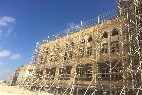 مسجدًا جديدًا بمحور المحمودية في الإسكندرية