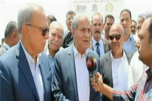 الدكتورعلى مصيلحي وزير التموين