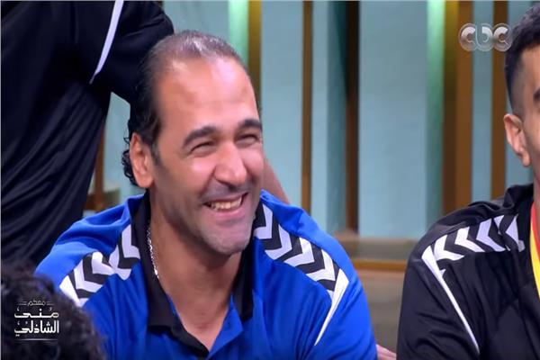 الكابتن حسين زكي  مدير المنتخب المصري لكرة اليد
