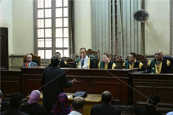 المشدد 15 عاما لبلطجية وسط البلد .. تصوير : السيد محمد