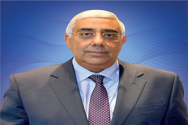 أشرف القاضي العضو المنتدب للمصرف المتحد