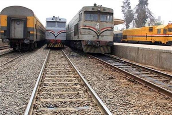 تأخيرات القطارات اليوم