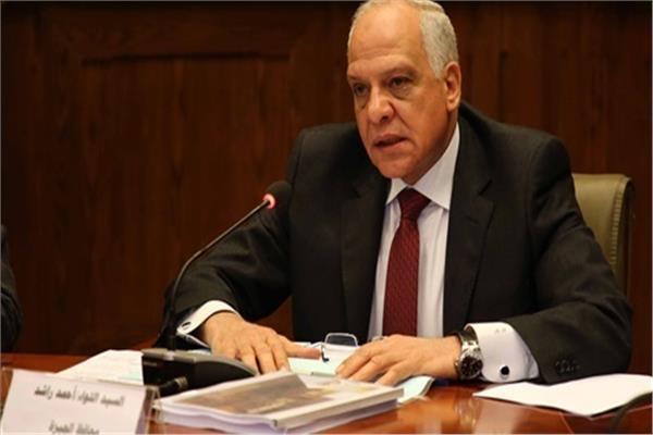 اللواء أحمد راشدمحافظة الجيزة