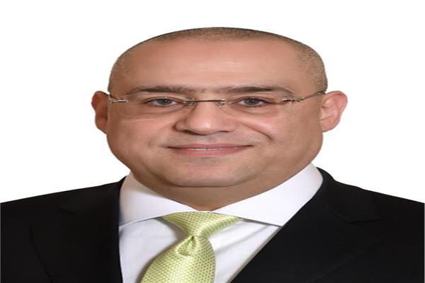 الدكتور عاصم الجزار وزير الاسكان