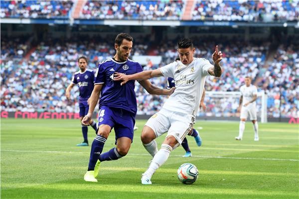 ريال مدريد يسقط في فخ التعادل مع بلد الوليد 1-1 في الدوري الإسباني