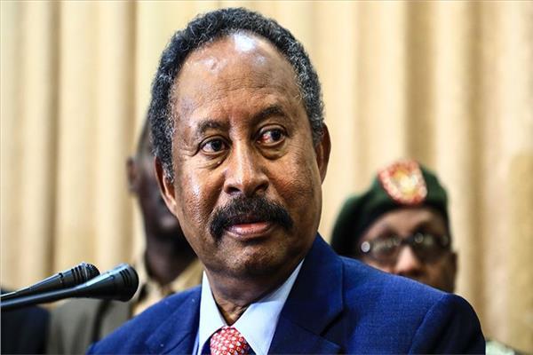 رئيس الوزراء السوداني - عبد الله حمدوك