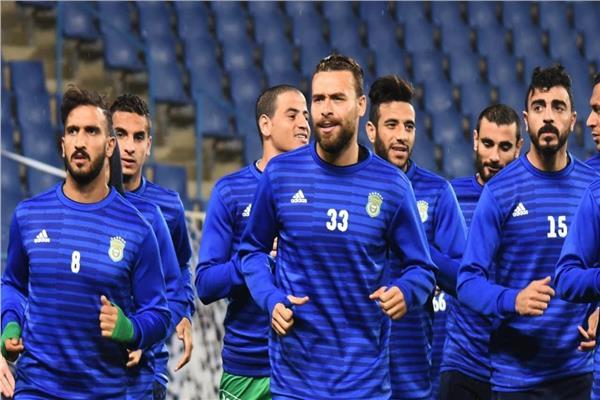 السعودى محمد الهويش يدير لقاء الاتحاد السكندري والعربي الكويتي في البطولة العربية لكرة القدم
