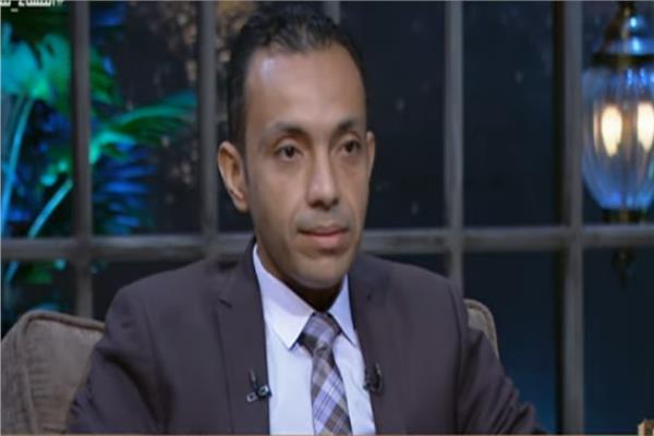 الإعلامي محمد حسان