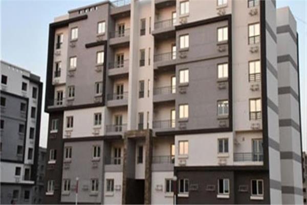 وحدات السكنية بمشروع سكن مصر