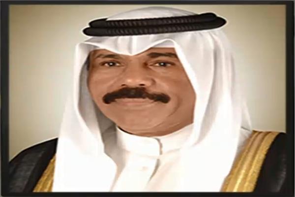 ولي عهد الكويت الشيخ نواف الأحمد الجابر