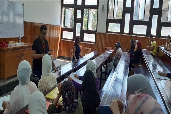 استمرار التنسيق الداخلي بـ«ألسن عين شمس» بالتعاون مع اتحاد الطلاب
