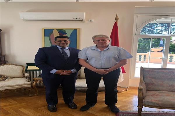 سفارة مصر في بلجراد تنظم مؤتمرا عن التعاون الافريقي مع البلقان