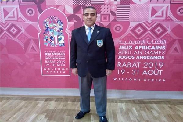 خالد أنور مديرًا للحكام بالاتحاد الإفريقي للجودو