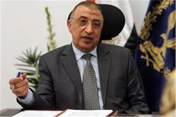 اللواء محمد الشريف مساعد الوزير لقطاع أمن الجيزة
