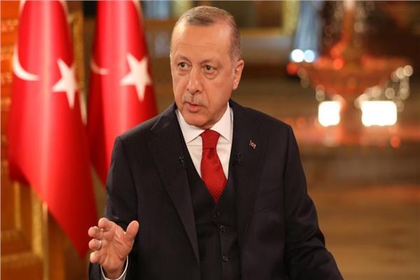رجب طيب أردوغان- الرئيس التركي
