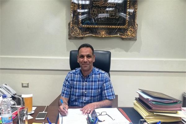 المهندس عمار مندور رئيس جهاز تنمية مدينة بدر
