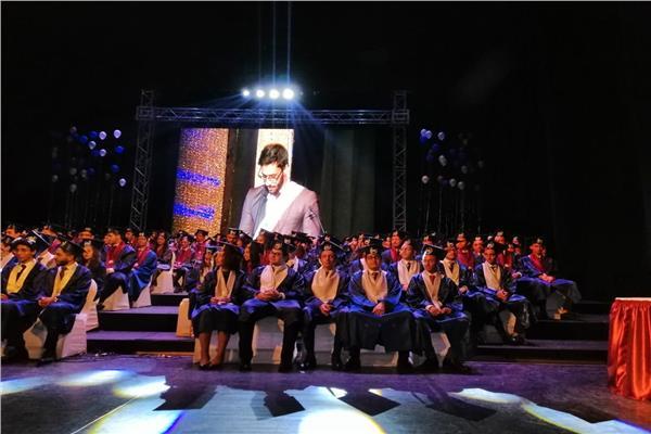 احتفال الطائفة الانجيلية بمرور ٢٥ عاما على إنشاء مدرسة كلية رمسيس الجديدة