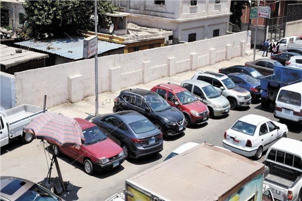 ظاهرة السايس تحولت لبلطجة في شوارع مصر - تصوير: السيد محمد