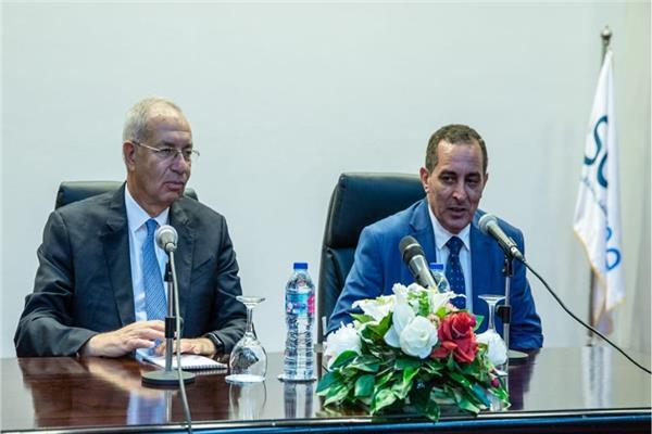 المهندس يحيى زكي رئيس الهيئة العامة للمنطقة الاقتصادية لقناة السويس
