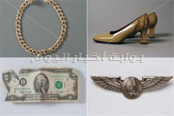 ما تركه الناجون في 11 سبتمبر  « زوج من الأحذية و 2 دولار» ضمن المتعلقات الشخصية