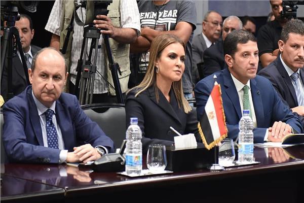 جانب من منتدى الأعمال المصري الصومالي