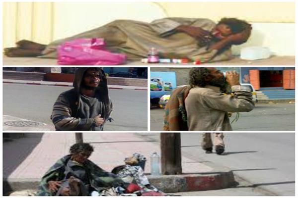 تبدأ بـ«وسواس» وتنتهي بـ«جريمة»  «مجاذيب الشوارع».. آلات قتل تهدد المصريين