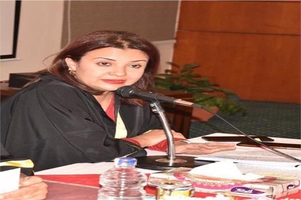 ريهام عرام مدير عام إدارة الحفاظ على التراث بمحافظة القاهرة