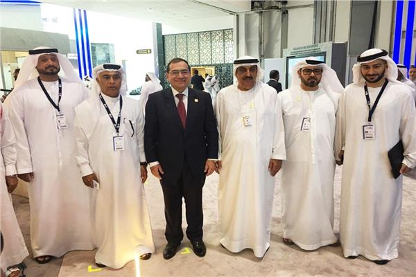 خلال مؤتمر الطاقة العالمي