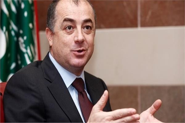 وزير الدفاع اللبناني إلياس بو صعب